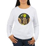 Smiley VIII Women's Long Sleeve T-Shirt