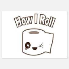 How I Roll Invitations