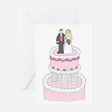 Funny Wedding congratulations Greeting Card