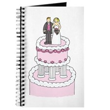 Cute Wedding congratulations Journal