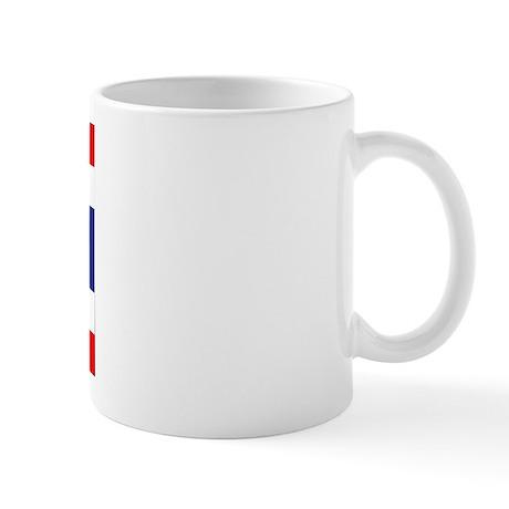 Thai Flag Mug