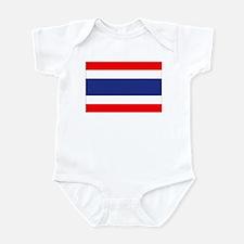 Thai Flag Infant Bodysuit