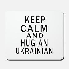 Keep Calm And Ukrainian Designs Mousepad