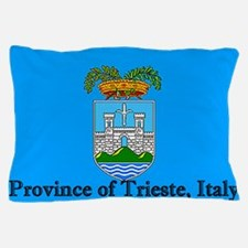 Province of Trieste, Italy Pillow Case