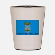 Province of Trieste, Italy Shot Glass