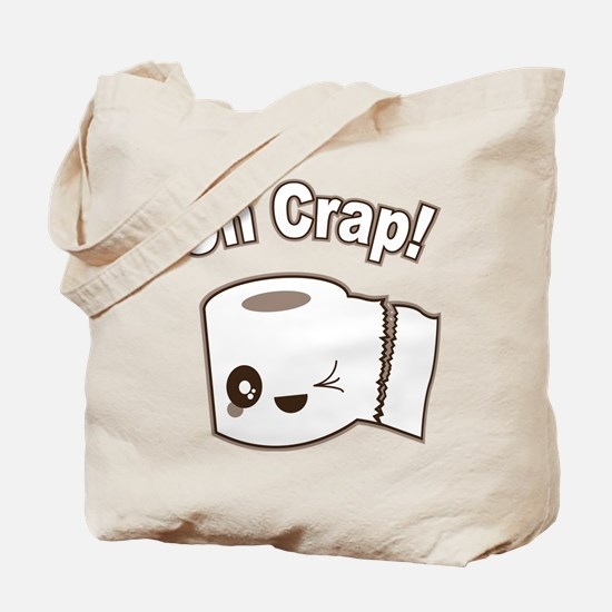 Oh Crap Tote Bag