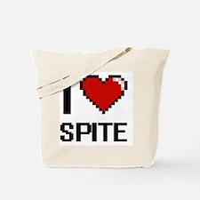 Funny Spi Tote Bag