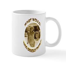 What Would Miss B think? Mug