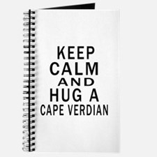 Keep Calm And CAPE VERDIAN Designs Journal