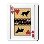 Queen Leo Mousepad