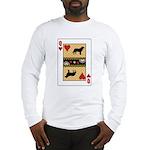 Queen Leo Long Sleeve T-Shirt