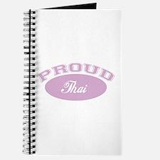 Proud Thai (pink) Journal