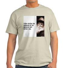 "Whitman ""Define"" T-Shirt"
