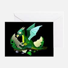 Dragon Hatching Greeting Card