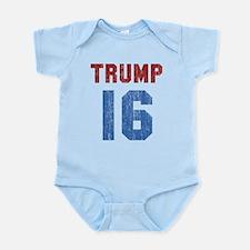 Donald Trump 2016 Infant Bodysuit