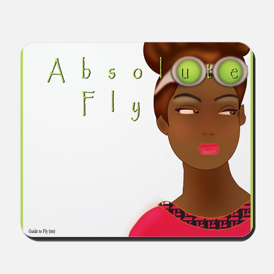 Absolute Fly Mousepad
