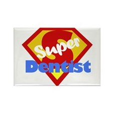 Super Dentist DDS Rectangle Magnet