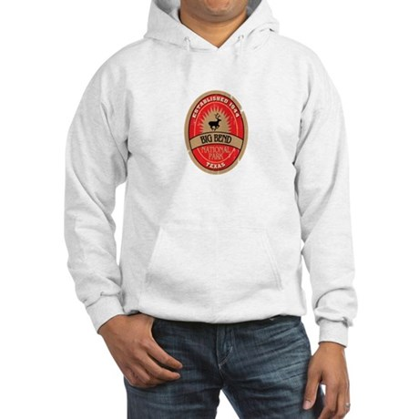 Big Bend National Park (bottl Hooded Sweatshirt