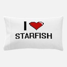 I love Starfish Digital Design Pillow Case