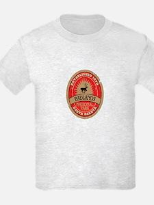 Badlands National Park (bottle label) T-Shirt