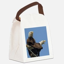 Eagle Parents Canvas Lunch Bag