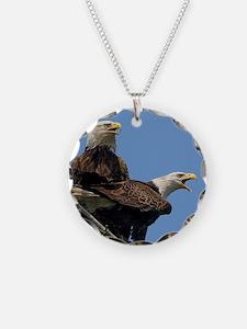 Eagle Parents Necklace