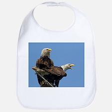 Eagle Parents Bib
