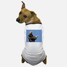 Eagle Parents Dog T-Shirt
