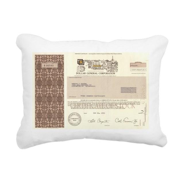 Throw Rugs At Dollar General: Dollar General Rectangular Canvas Pillow By