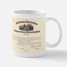 Congressional Country Club Mug