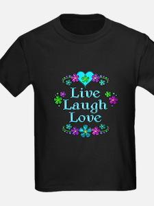 Live Laugh Love T