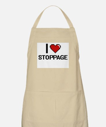 I love Stoppage Digital Design Apron