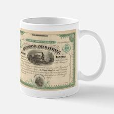 Richmond and Danville RR (VA) Mug