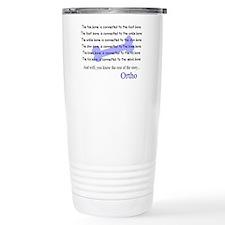 Cute Medical tech Travel Mug