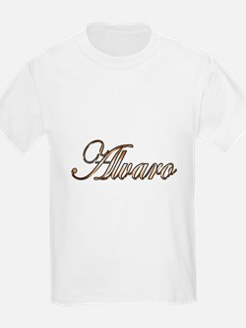 Gold Alvaro T-Shirt