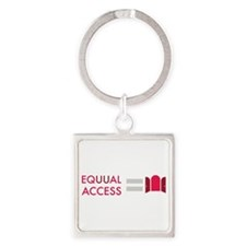 Equual Access Keychains