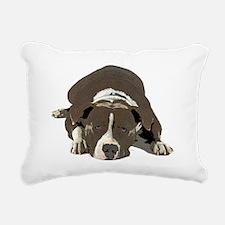 Unique Bsl Rectangular Canvas Pillow