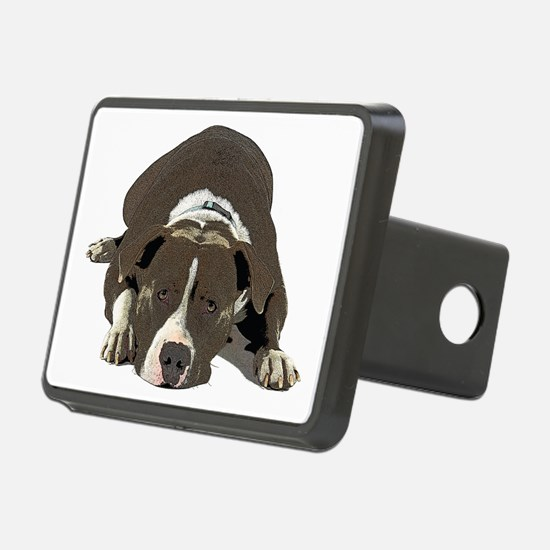 Unique Pit bull Hitch Cover