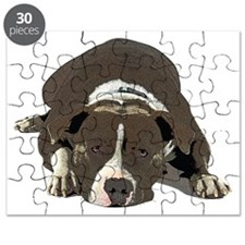 Cute American terrier Puzzle