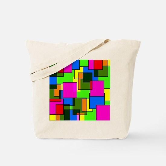 Unique Pattern Tote Bag