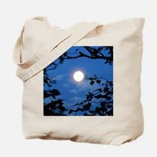 Once in a Blue Moon  - Tote Bag