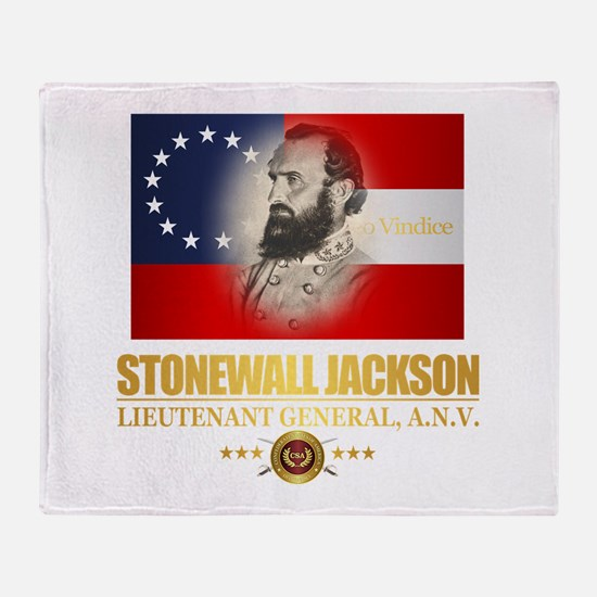 Jackson (DV) Throw Blanket