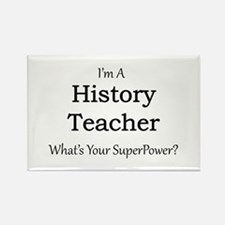 History Teacher Magnets
