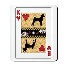 King Pumi Mousepad