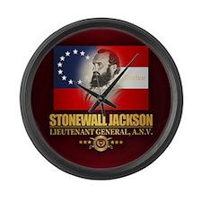 Jackson (DV) Large Wall Clock