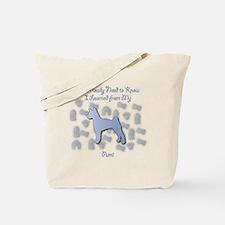 Learned Pumi Tote Bag
