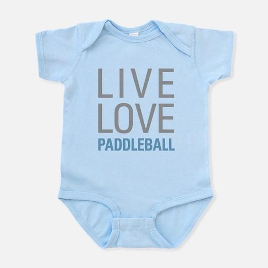 Live Love Paddleball Body Suit