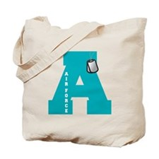 A - Air Force Tote Bag