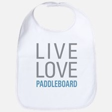 Live Love Paddleboard Bib