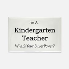 Kindergarten Teacher Magnets